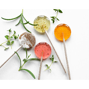 Spiced Lollipops