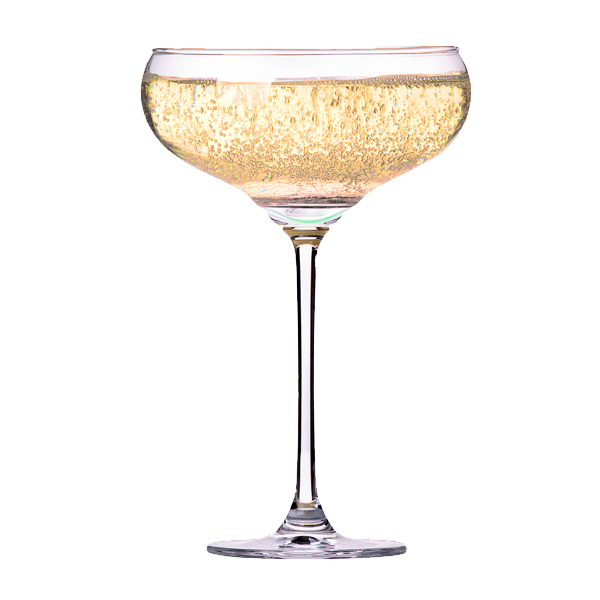 Jolly-Fox Champagne cocktail