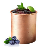 Jolly-Fox_Blueberry Moscow Mule cocktail