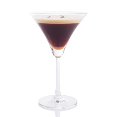 Jolly-Fox espresso martini cocktail