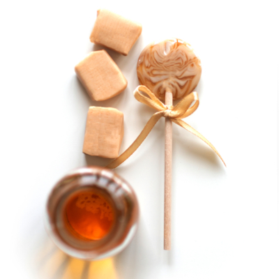 Cognac Toffee Coffee Dippers